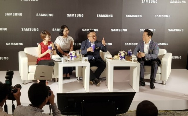 Samsung Galaxy Note 8 - in anteprima una presunta immagine stampa