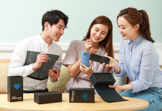 Galaxy Note 7 Fan Edition