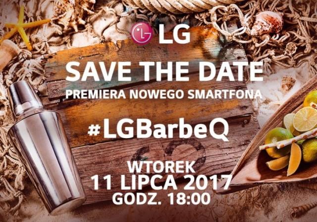 LG Q6: video teaser annuncia la presentazione l'11 luglio