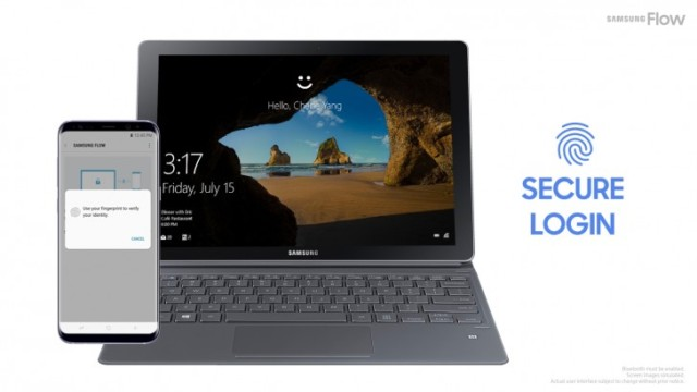 Samsung Flow novità aggiornamento