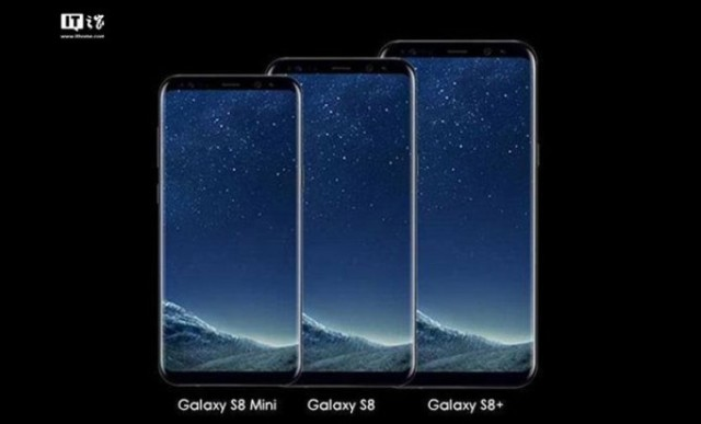 Galaxy S8 Mini: i rumors