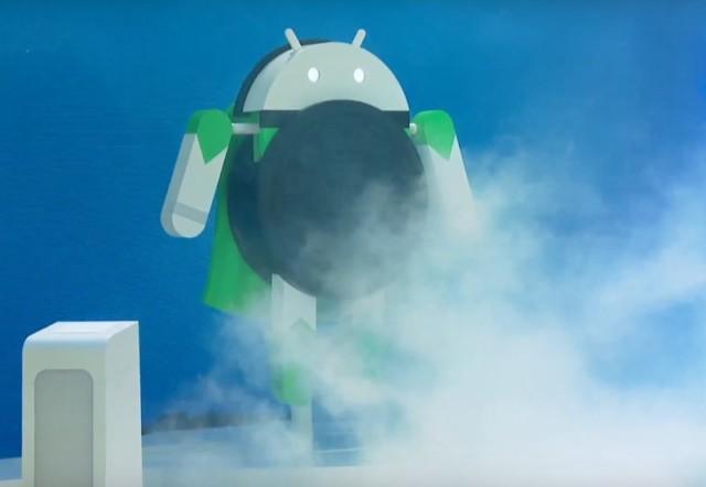Android O Oreo live