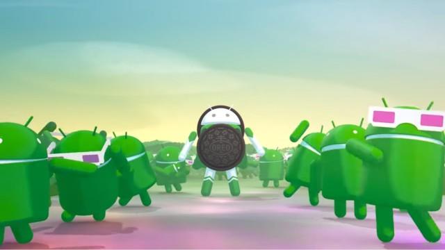 Android Oreo suonerie, notifiche download