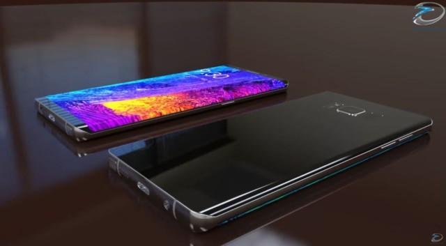 Galaxy Note 8 vs Note 7