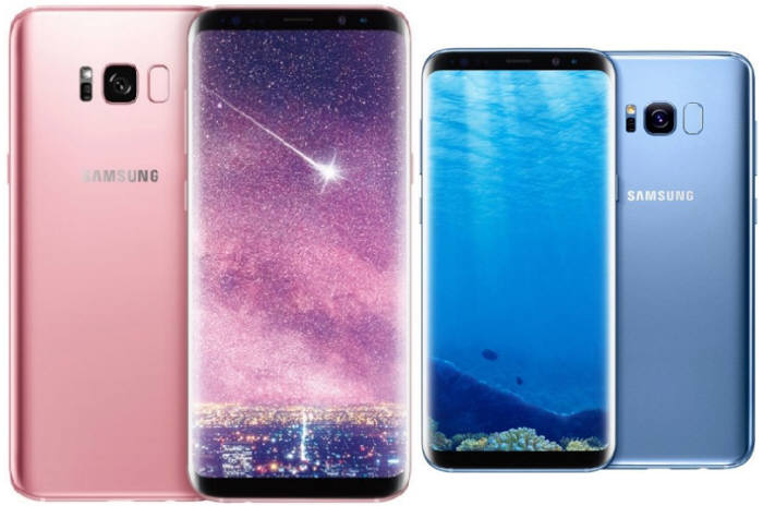 Galaxy S8 Android Nougat 7.1
