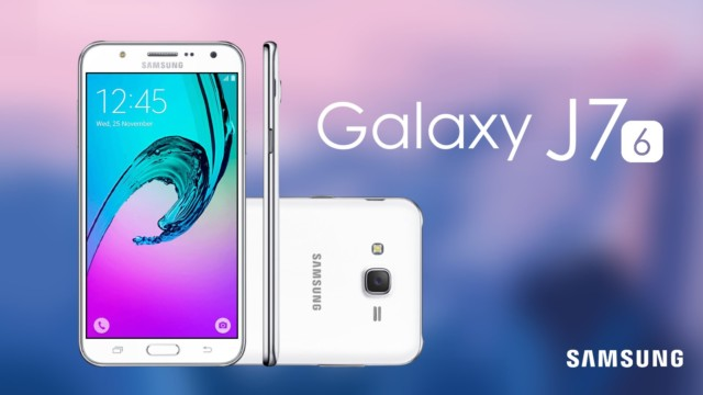 Galaxy J7 2016 Android Nougat