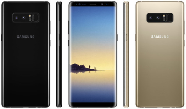 Galaxy Note 8 prevendita: prezzo e regali di Samsung