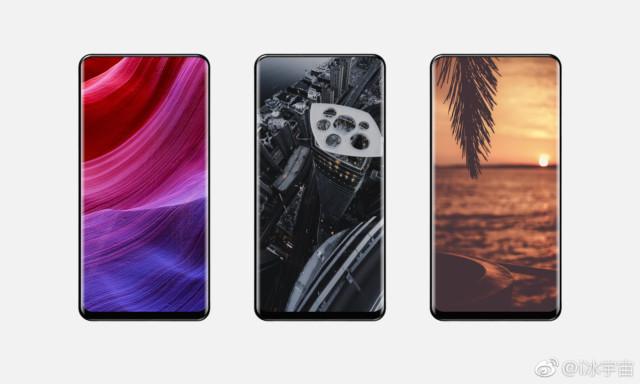 Xiaomi Mi Mix 2 rumors: design