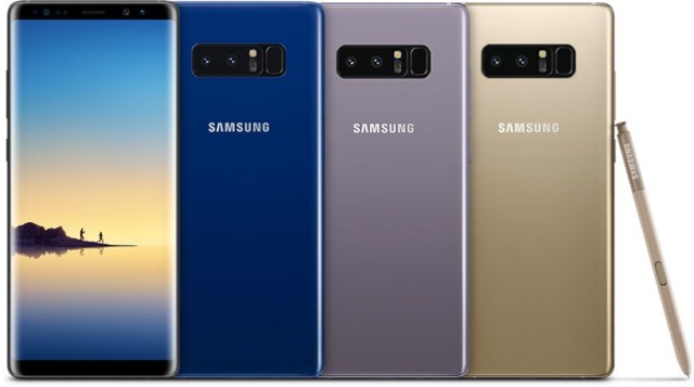 Galaxy Note 8 accessori: il prezzo