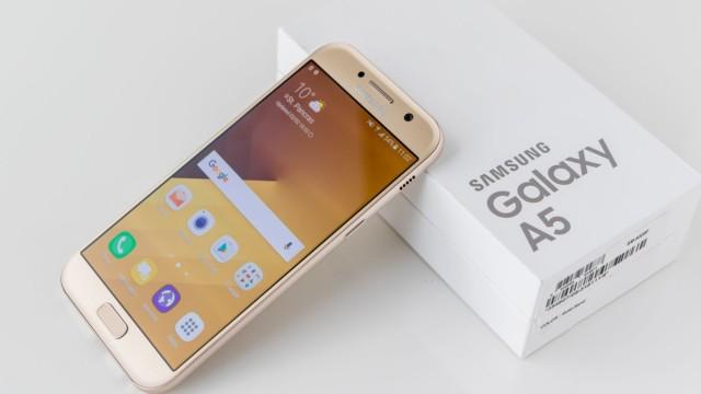 Galaxy A5 2017 Nougat