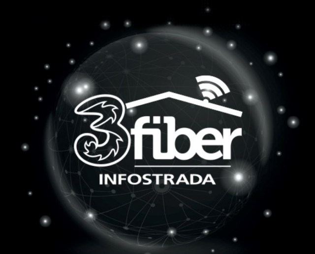 Tre Italia Fibra e ADSL abbinata al mobile