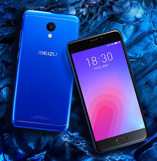Meizu M6 ufficiale: prezzo e caratteristiche