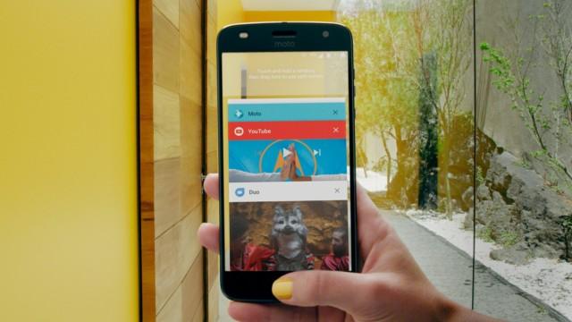 Motorola aggiornamento Android Oreo