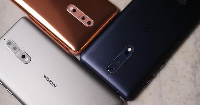 Un aggiornato Nokia 8 verrà rilasciato il prossimo mese