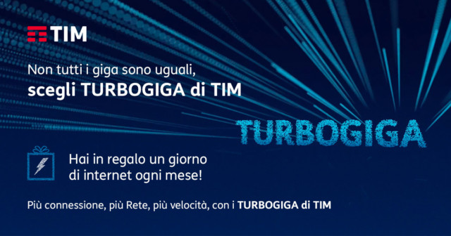 TIM Turbo Giga Day