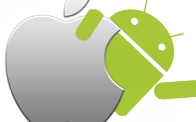 Apple iOS vs Google Android Q2 2017