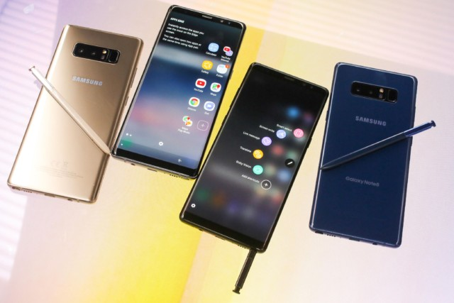 Galaxy note 8 prezzo in italia e tempi di consegna for Nuovo galaxy note 8