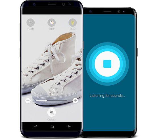 Galaxy S8 Android Oreo 8.0