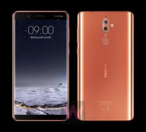 Nokia 9 nuove immagini render