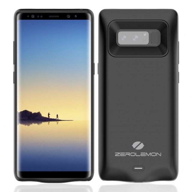 Galaxy note 8 aumentare l 39 autonomia con il case da 5500 for Nuovo galaxy note 8