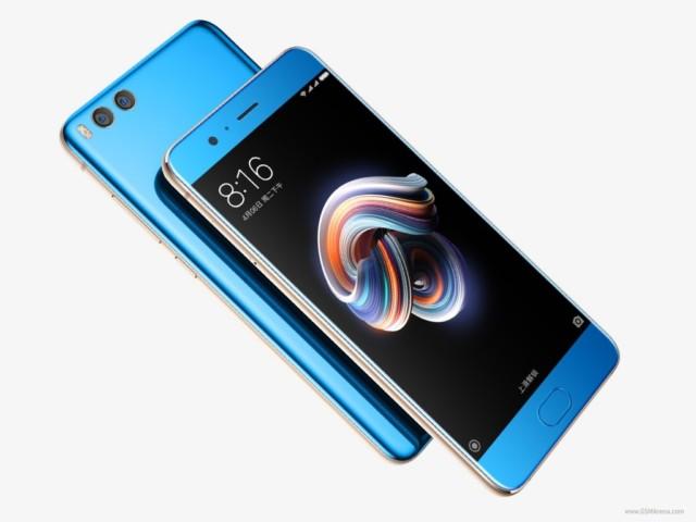 Xiaomi Mi Note 3 ufficiale