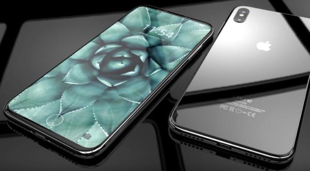 iPhone 8 in video