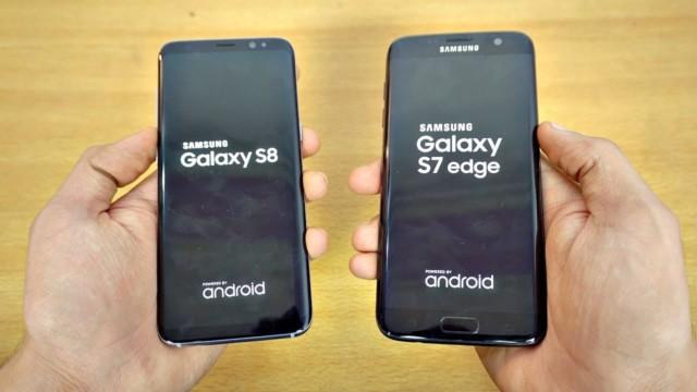 Galaxy S8 e Galaxy S7 prezzo listino in calo