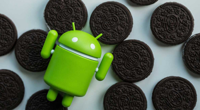 Android Oreo entra in classifica