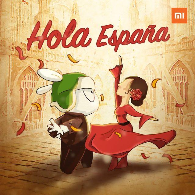 Xiaomi fa il suo debutto in Spagna