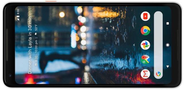 Google Pixel XL 2 e Pixel 2 nuove immagini