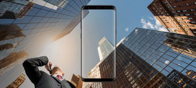 Samsung Galaxy Note 8 e Galaxy S8 Enterprise