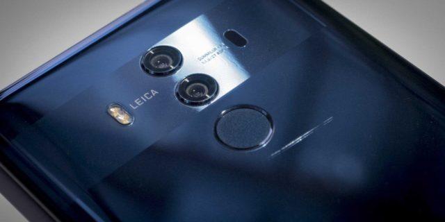 Huaewei Mate 10 Pro batte Galaxy Note 8 e iPhone 8 PLUS