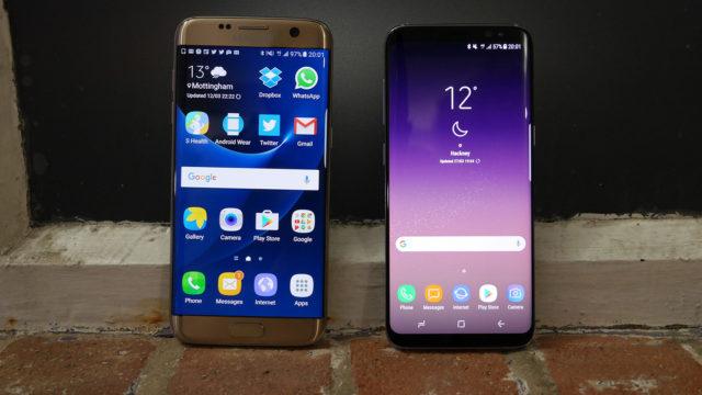 Galaxy S8, Galaxy S7 Edge e iPhone prezzo sottocosto