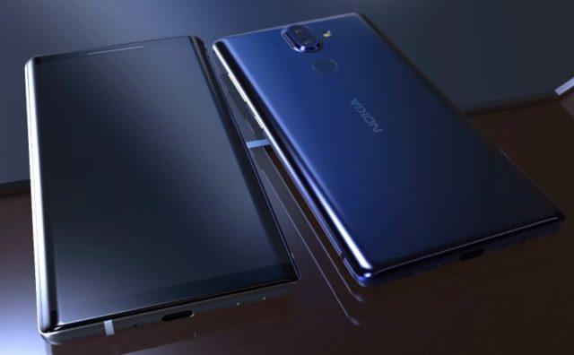 Nokia 9 video render