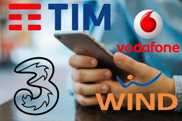 Wind, Vodafone, Tim e Tre mancato rinnovo offerta