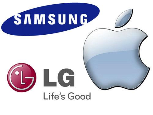 Samsung, LG e Apple i prezzi degli smartphone top di gamma