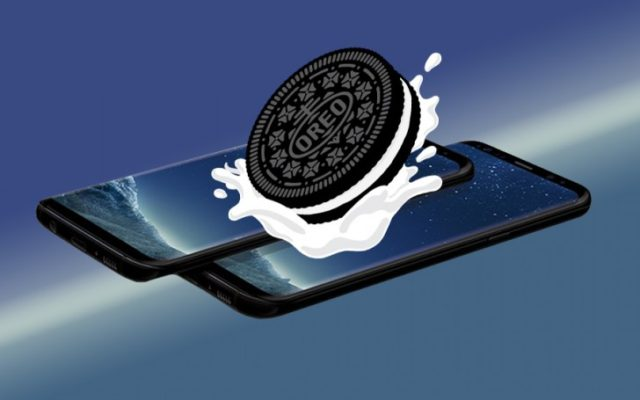 Galaxy S8 beta Android Oreo 8.0