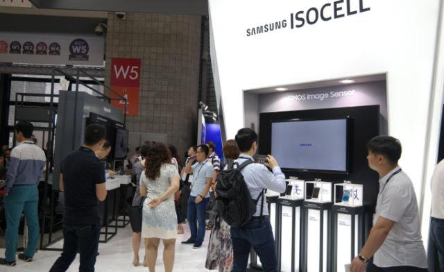 Galaxy S9 nuovi sensori fotografici Isocell Samsung