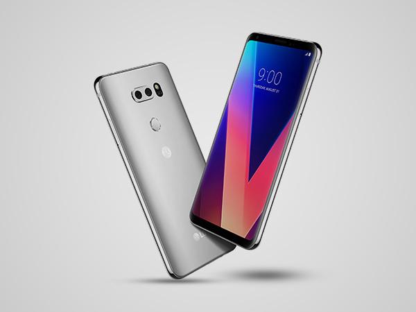 LG V30 test resistenza