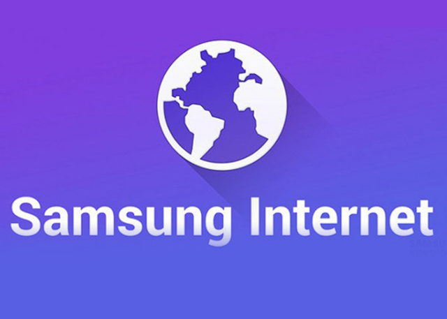 Samsung Internet per smartphone Android