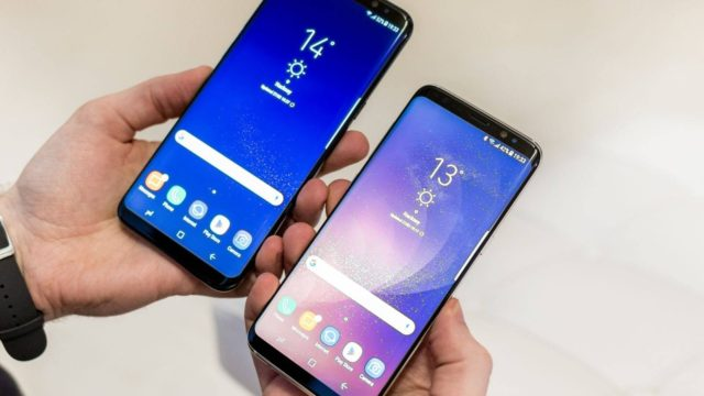 Galaxy S8 e S8+ arriva il fix Blueborn
