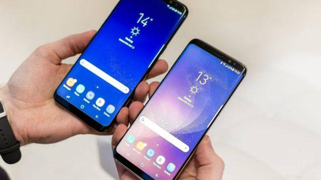 Galaxy S8 e S8+ arriva il fix Blueborn