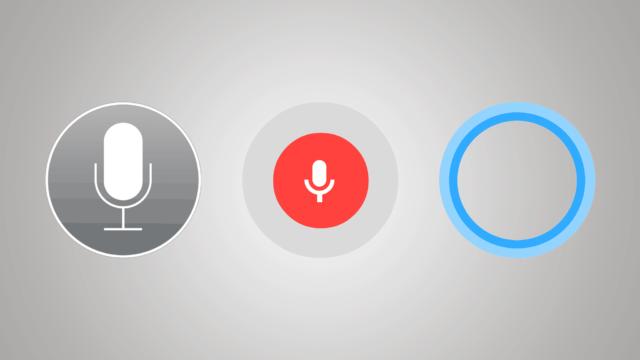 Siri, Google e Bing Cortana testata l'intelligenza artificiale