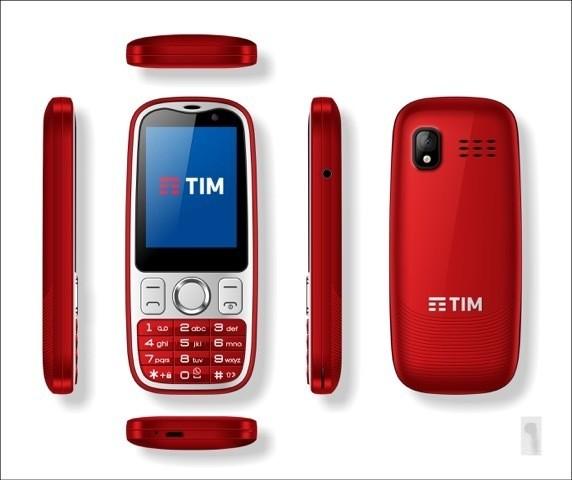 TIM Eay 4G il telefonino classico con Android