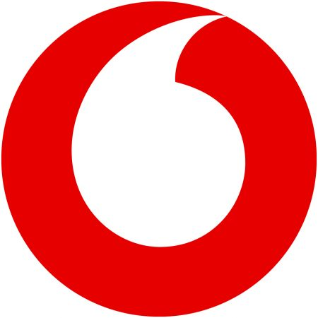 Vodafone New Logo 2017