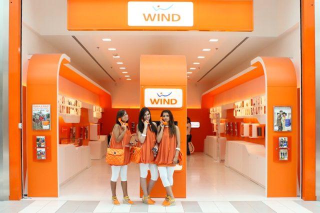 Wind ricarica sms rimodulazione costo
