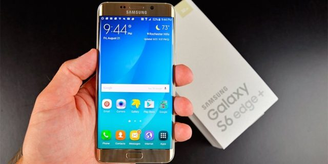 Galaxy S6 Edge Plus No Brand aggiornamento firmware