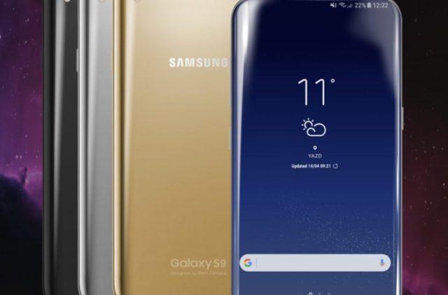 Galaxy S9 i rumors: fotocamera e processore