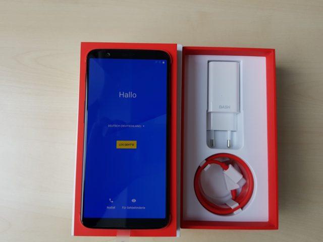 OnePlus 5T svelato: immagini e specifiche hardware