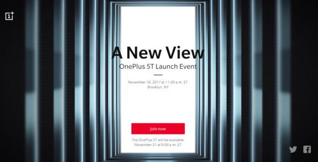 OnePlus 5T prezzo più alto di OnePlus 5?
